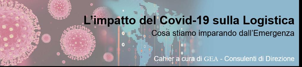 L'impatto del Covid-19 sulla Logistica