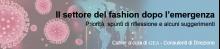 Il settore del fashion dopo l'emergenza